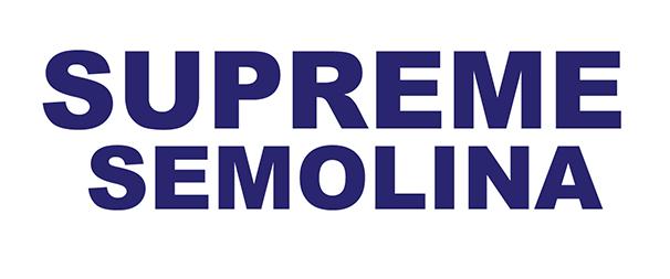 supreme semolina logo
